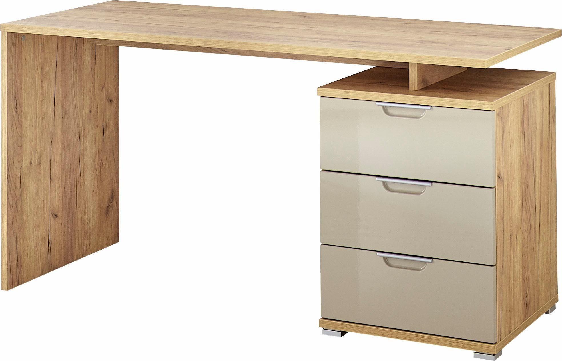 GERMANIA Schreibtisch »4079« mit 3 Schubkästen
