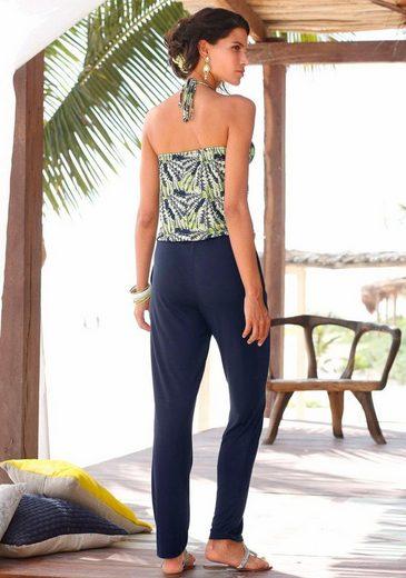 s.Oliver RED LABEL Beachwear Overall mit Neckholder