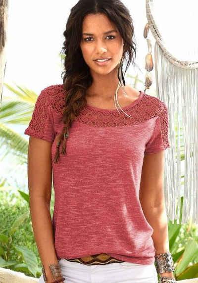 T-Shirt in braun online kaufen   OTTO 1e12149d96