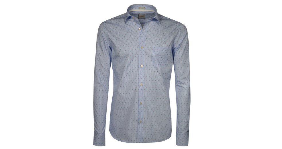 Signum Leichtes Langarmhemd mit aufgedruckten Streifen Günstig Kaufen Auslassstellen Billig Besuch Neu Outlet Großer Verkauf Sehr Billig Verkauf Online ZMS6z9