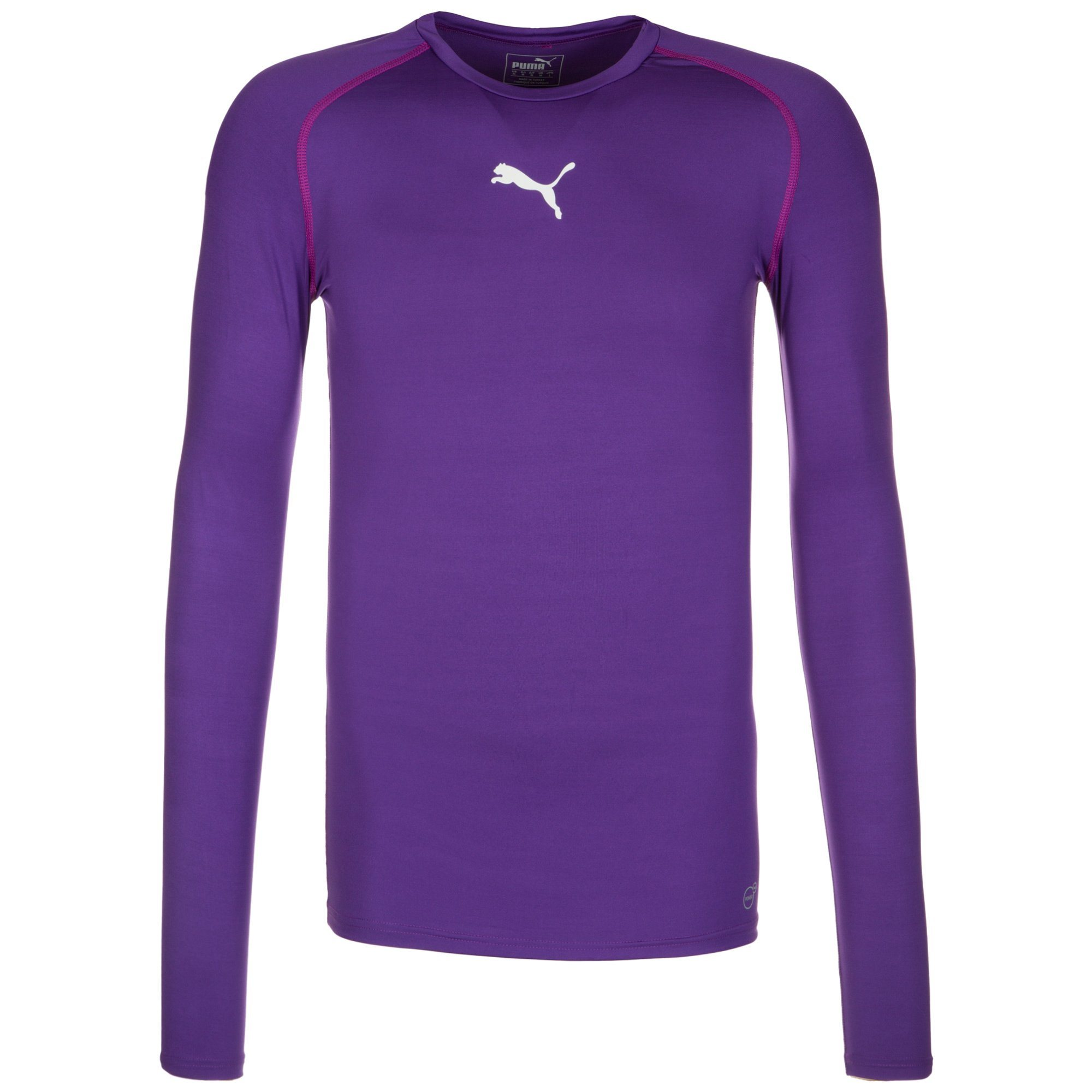 PUMA TB Trainingsshirt Herren   Sportbekleidung > Sportshirts > Funktionsshirts   Lila   Polyester - Elasthan   PUMA