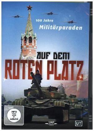 DVD »100 Jahre Militärparaden auf dem Roten Platz,...«