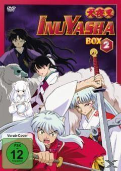 DVD »InuYasha Box 2 DVD-Box«