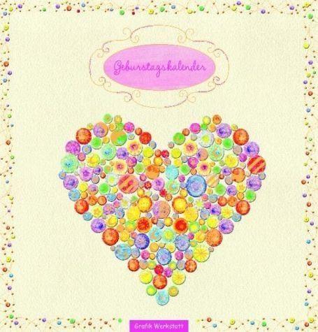 Kalender »Happy Birthday«