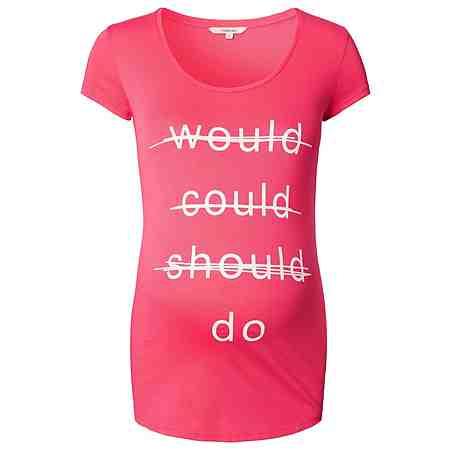 Umstandsshirts: T-Shirts