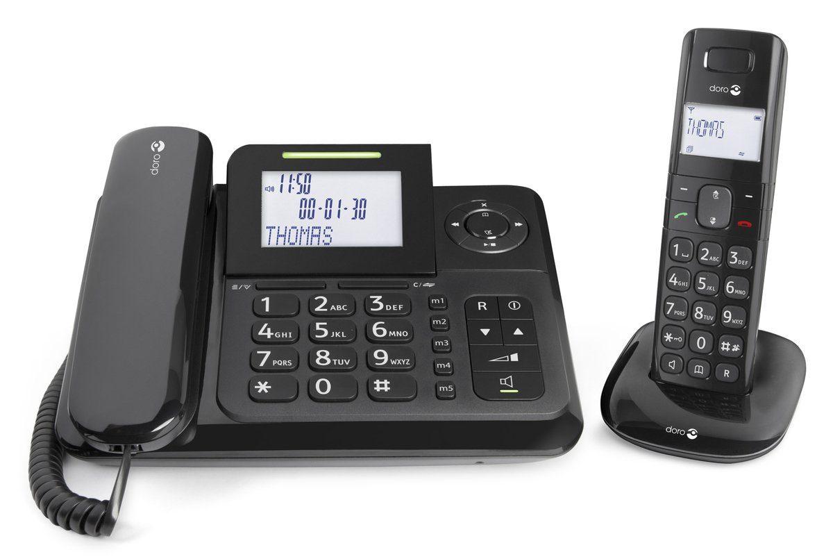 Doro Telefon analog schnurgebunden »Comfort 4005 Combo«
