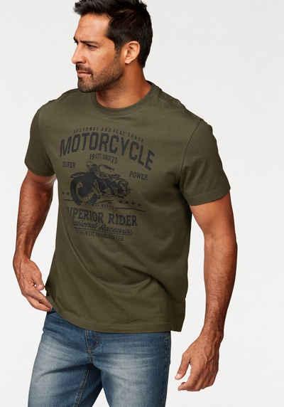 Arizona T-Shirt mit modischem Print