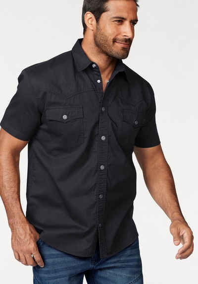Рубашка с коротким рукавом Arizona