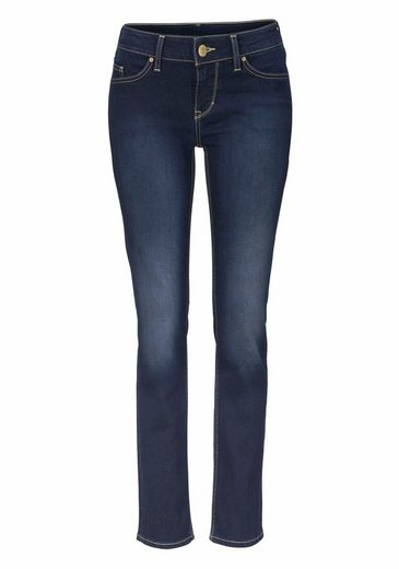 MUSTANG 5-Pocket-Jeans Jasmin, Gerade geschnitten