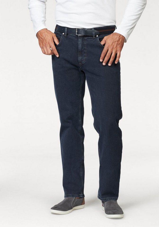 neue bilder von Stufen von Wählen Sie für authentisch Pionier Stretch-Jeans »Peter« inklusive Gürtel | OTTO