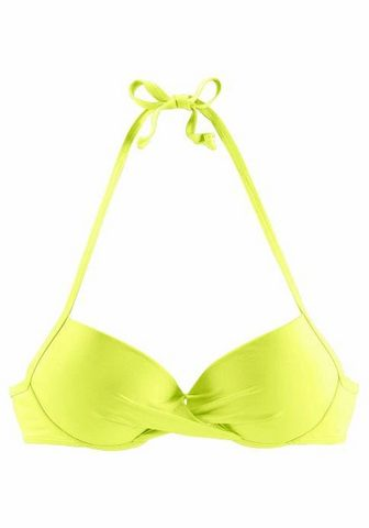 S.OLIVER BEACHWEAR S.Oliver Paplūdimio Push-Up-Bikini-Top...