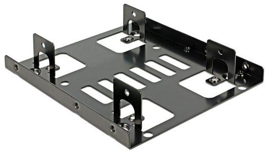 DELOCK Einbaurahmen »3.5″ auf 2 x 2.5″ HDD«