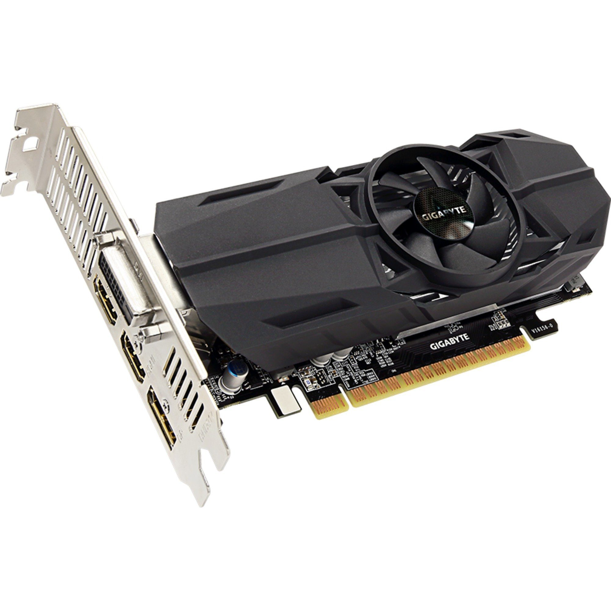 GIGABYTE Grafikkarte »GeForce GTX 1050 Ti OC LP«