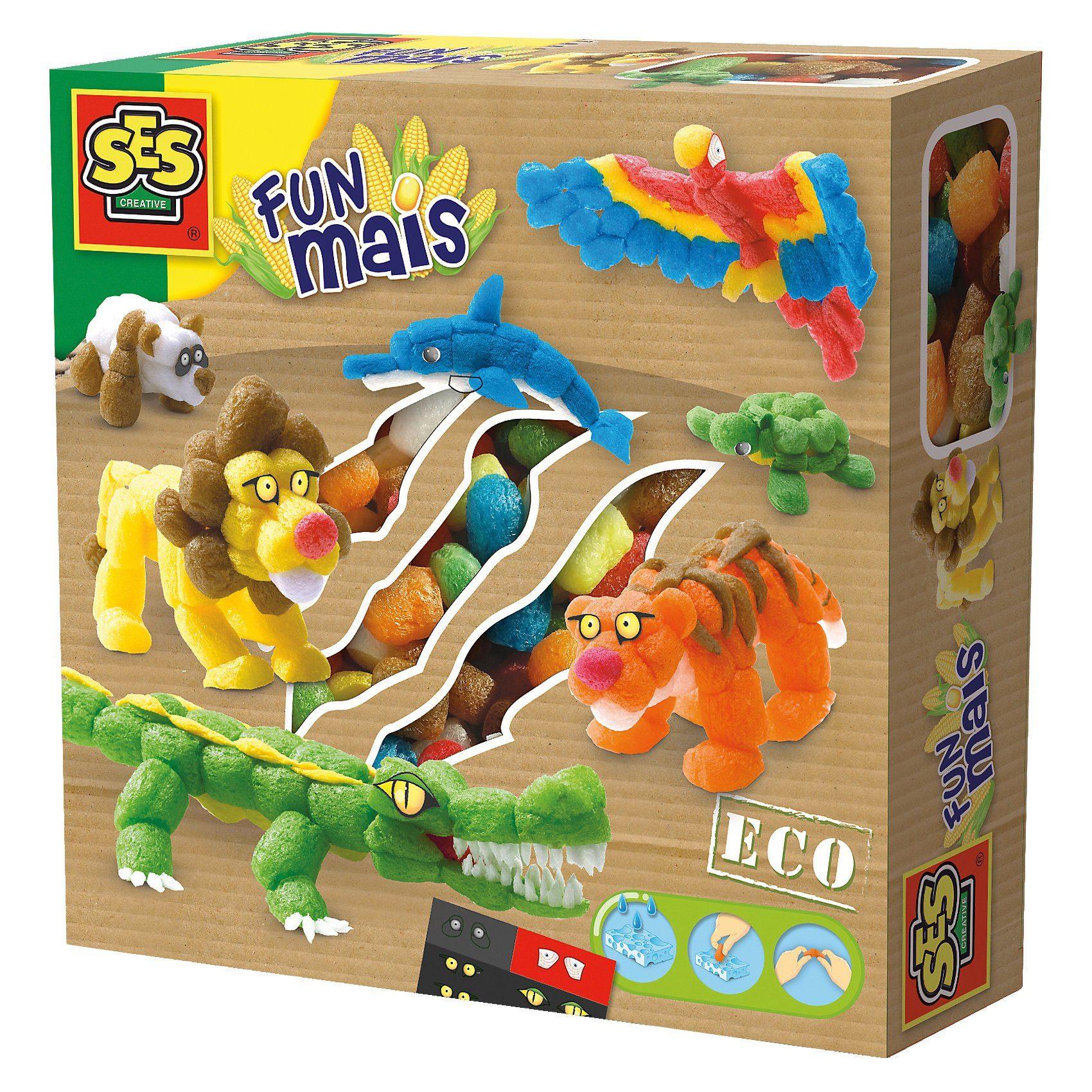 SES Creative Funmais Safaritiere