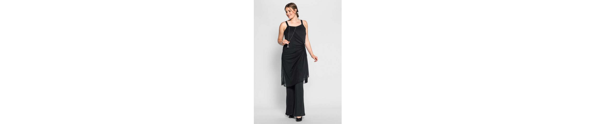 sheego Style Jumpsuit, Zweilagiger Style