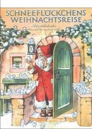 Kalender »Schneeflöckchens Weihnachtsreise Adventskalender«