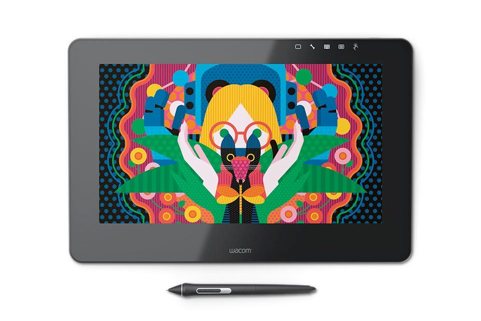 Wacom Stift-Display »CINTIQ PRO 13«