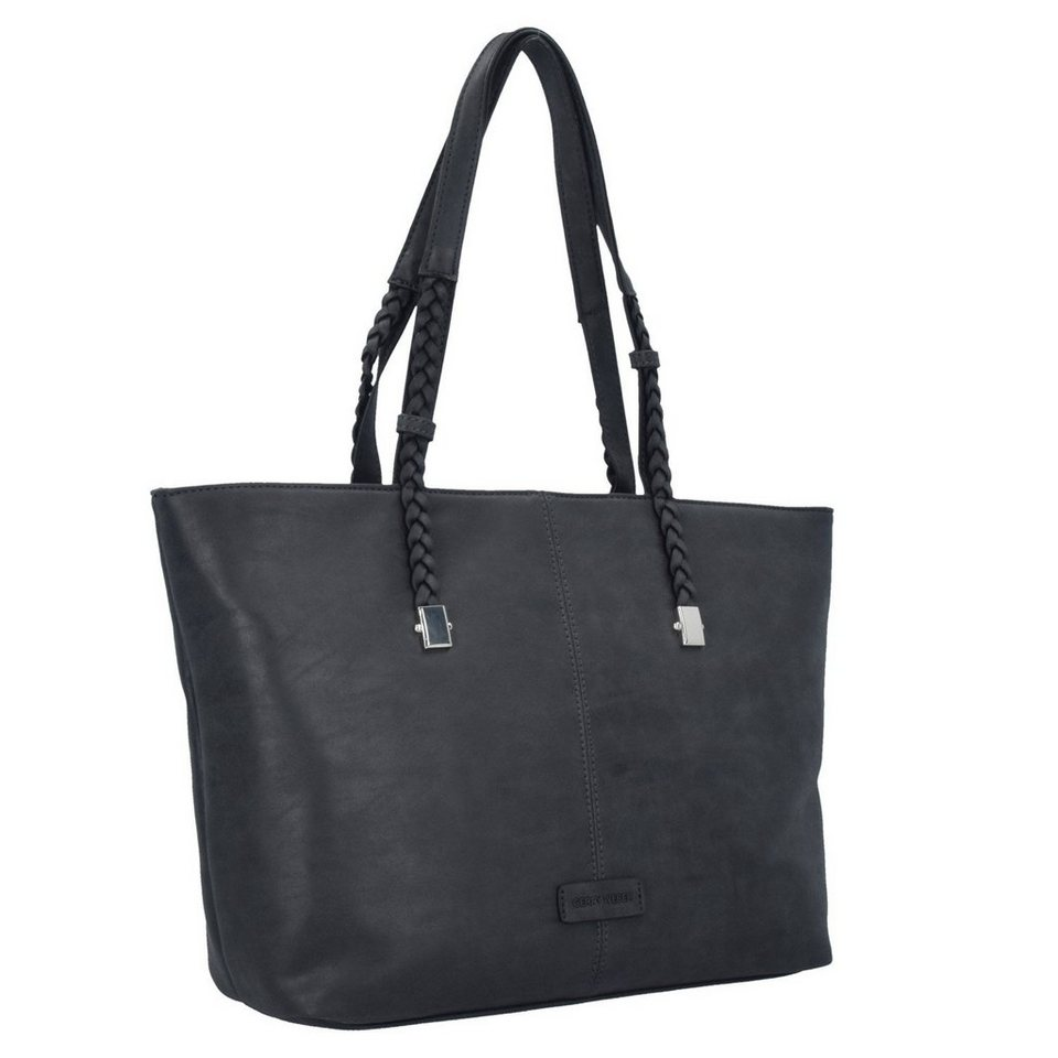 Gerry Weber Braided 2 Shopper Tasche 44 cm in black