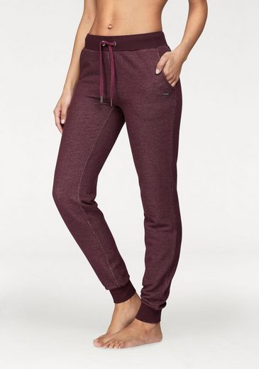 Bench. Relax Pants Slightly Structured Material
