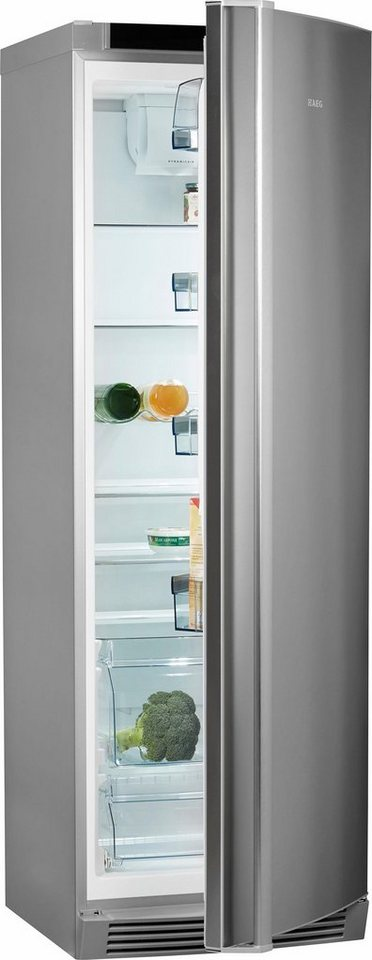 AEG Kühlschrank SANTO S73130KDX3, A+++, 180 cm hoch in edelstahl