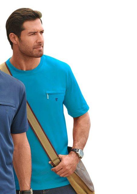 hajo -  Kurzarm-Shirt in atmungsaktiver stay fresh-Qualität