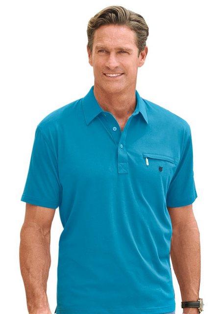 hajo -  Kurzarm-Shirt in stay fresh-Qualität