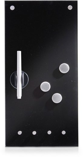 Zeller Present Magnettafel, mit Schlüsselhaken