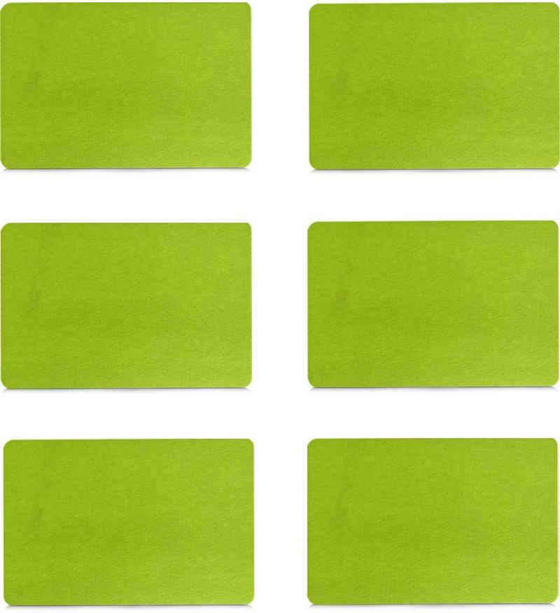 Platzset, Zeller Present, (Set, 6-St)