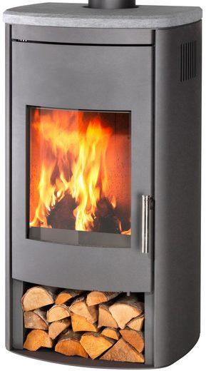 wamsler kaminofen konstanz naturstein 8 kw dauerbrand mit holzfach online kaufen otto. Black Bedroom Furniture Sets. Home Design Ideas