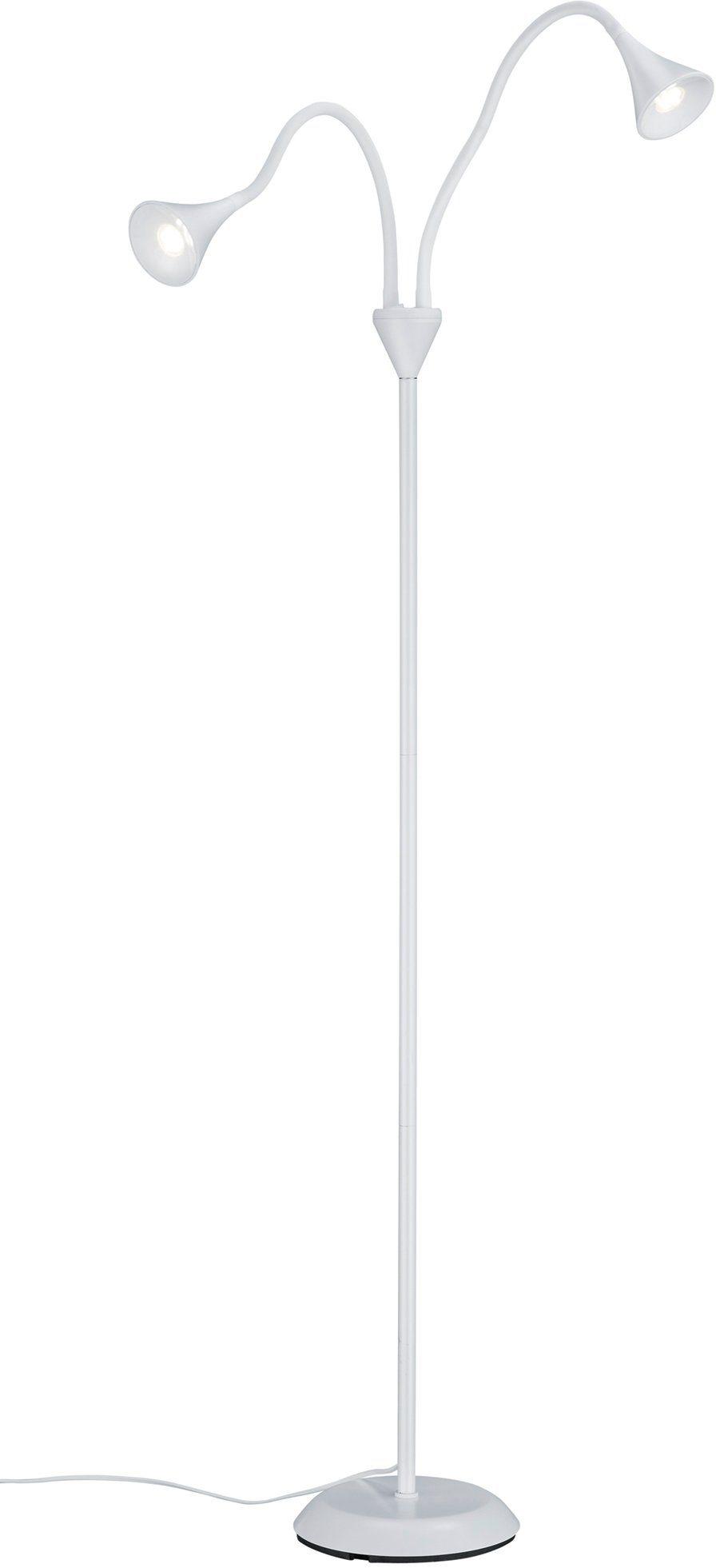 TRIO Leuchten LED Stehlampe »VIPER«, 2-flammig