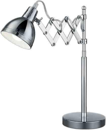 TRIO Leuchten Schreibtischlampe »SCISSOR«, 1-flammig