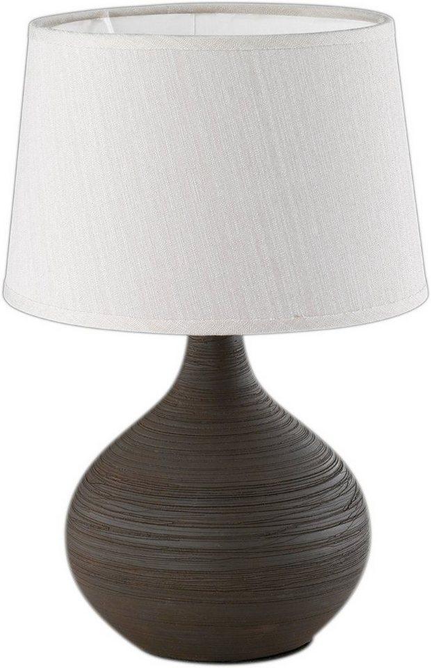 trio leuchten tischleuchte martin 1 flammig otto. Black Bedroom Furniture Sets. Home Design Ideas