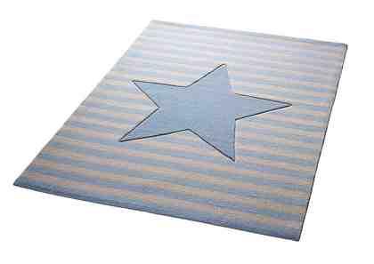 Kinderteppich »My little Star«, Bellybutton, rechteckig, Höhe 10 mm, reine Schurwolle