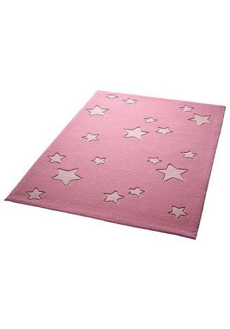 BELLYBUTTON Vaikiškas kilimas »Sternenzelt« rechte...