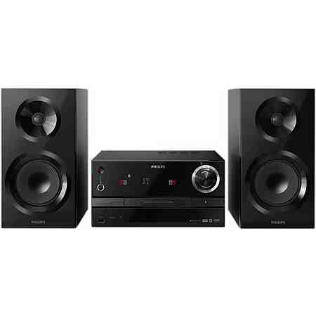 Philips izzy BM60B/10 Stereoanlage, Bluetooth, RDS, Multiroom