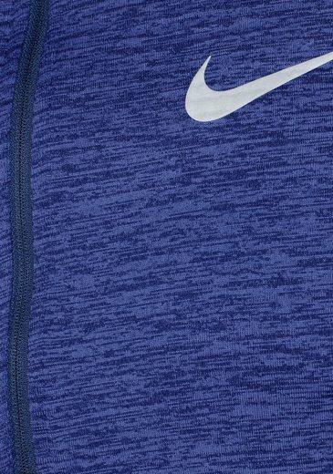 Nike Laufshirt NIKE ELEMENT SPHERE HZ, mit Daumenlöchern