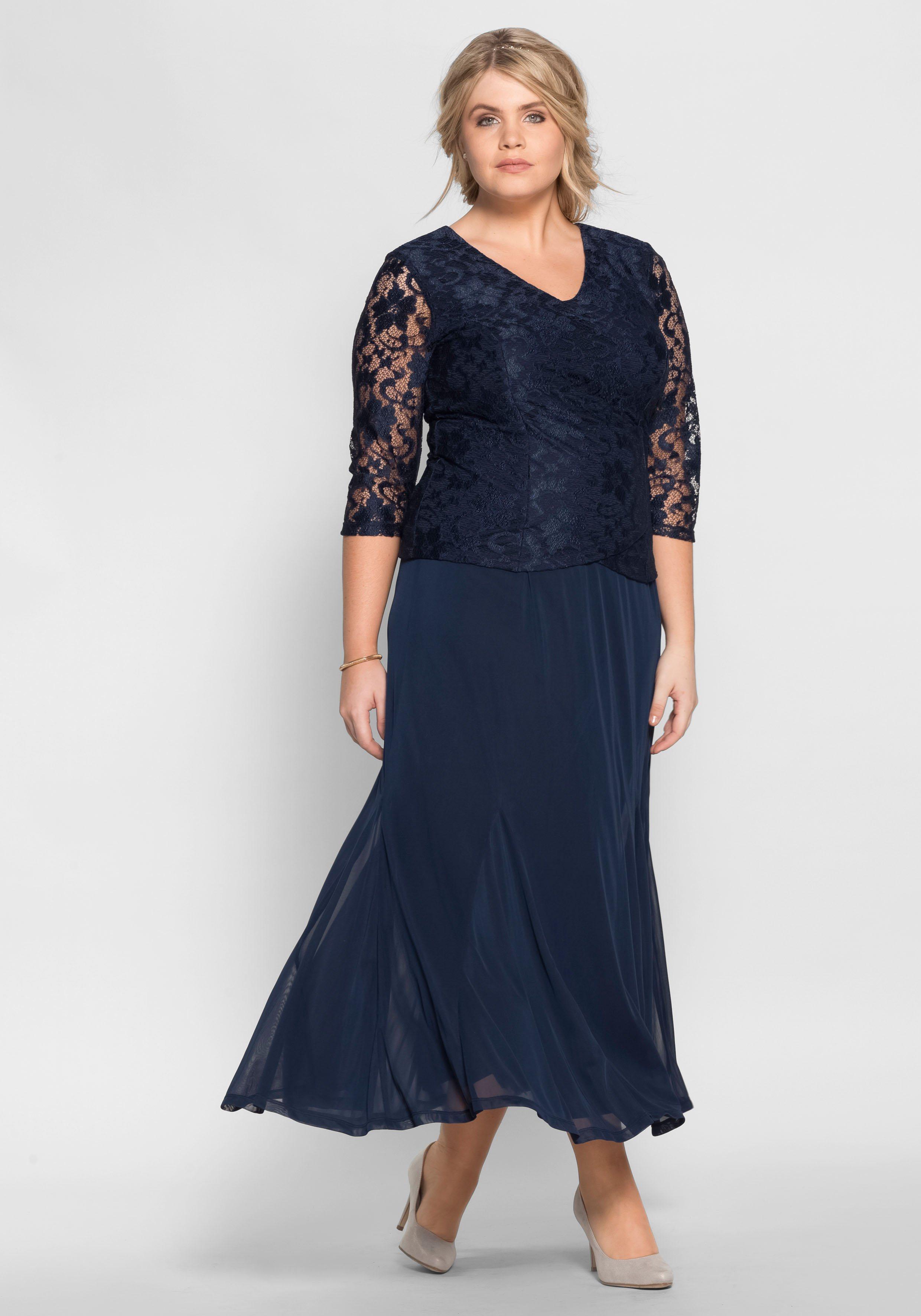 Kleid große Größen
