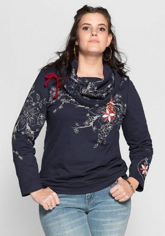 JOE BROWNS Sportinio stiliaus megztinis