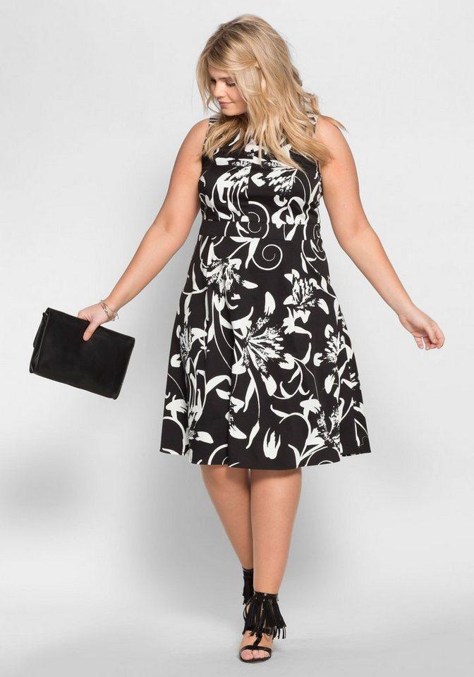 sheego Style Cocktailkleid   online kaufen   OTTO 9a05927201