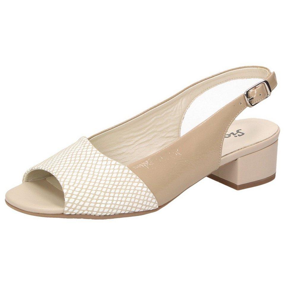Sioux Sandale »Zippora« in beige