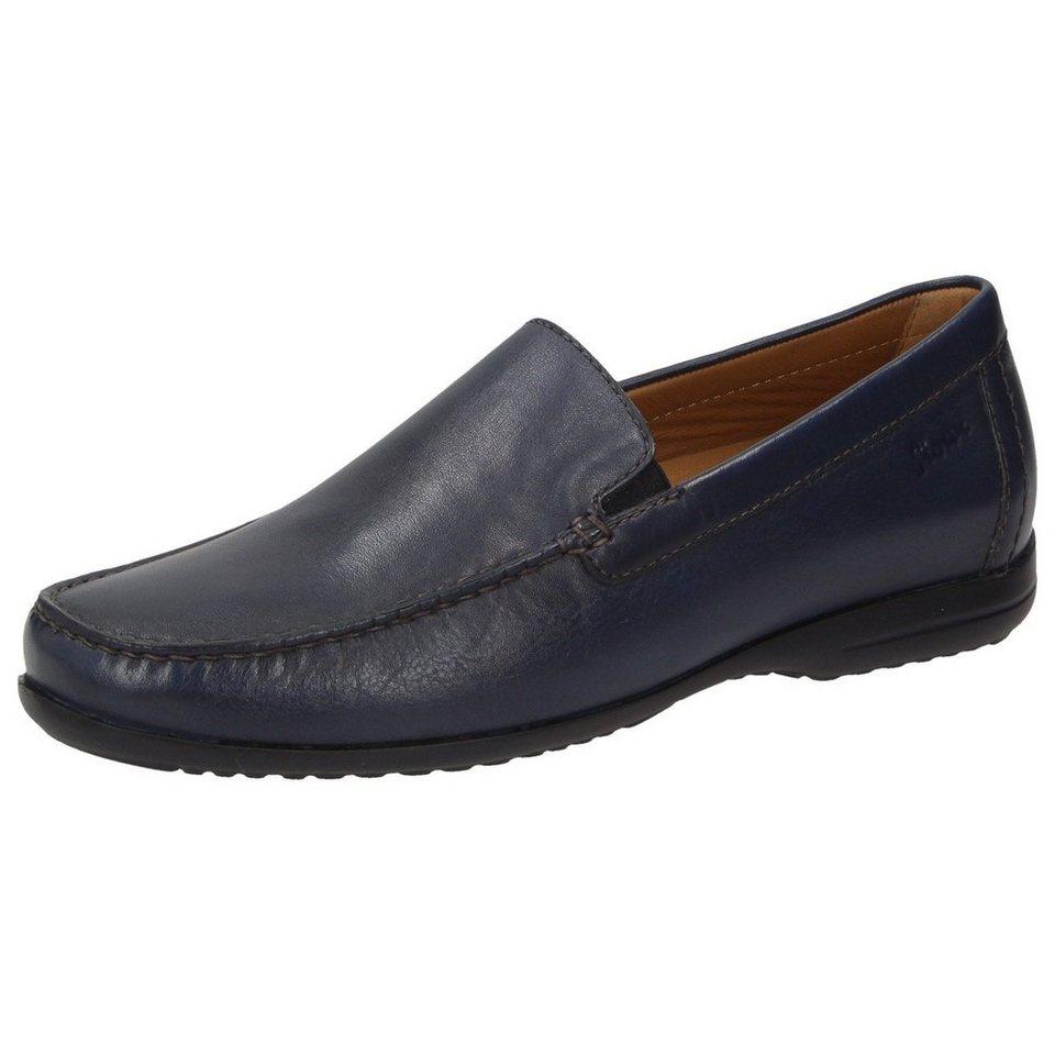 Sioux Slipper »Gion-XL« in blau