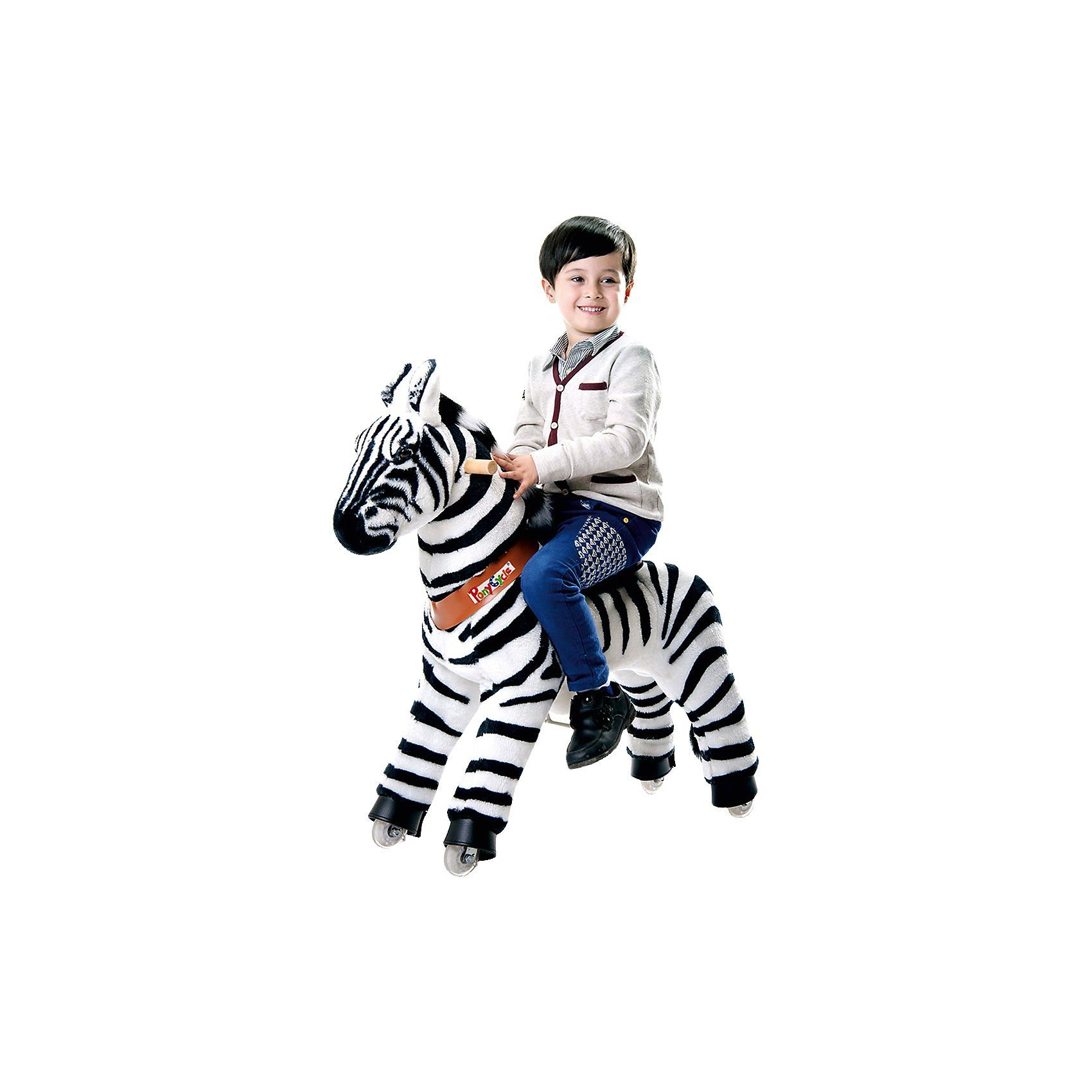 Pony Cycle Ponycycle Zebra ''Marty'' medium, 90 cm
