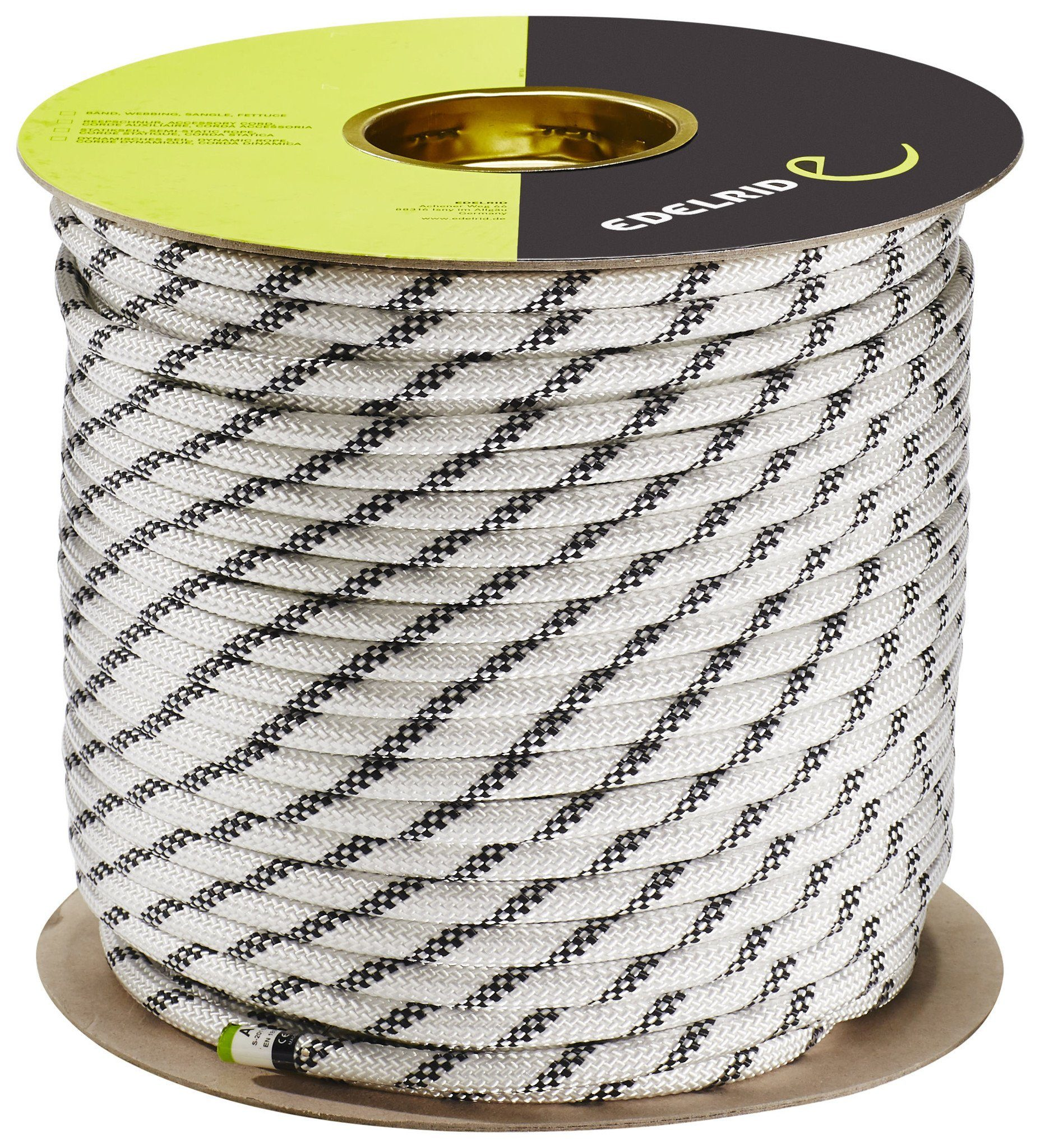 Edelrid Kletterseil »Performance Static Rope 10,5mm 100m«