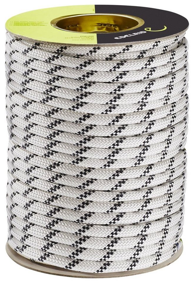 Edelrid Kletterseil »Performance Static Rope 10,5mm 50m« in weiß