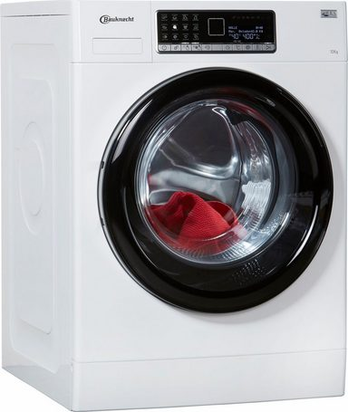 bauknecht waschmaschine wm style 1234 zen cd 12 kg 1400. Black Bedroom Furniture Sets. Home Design Ideas