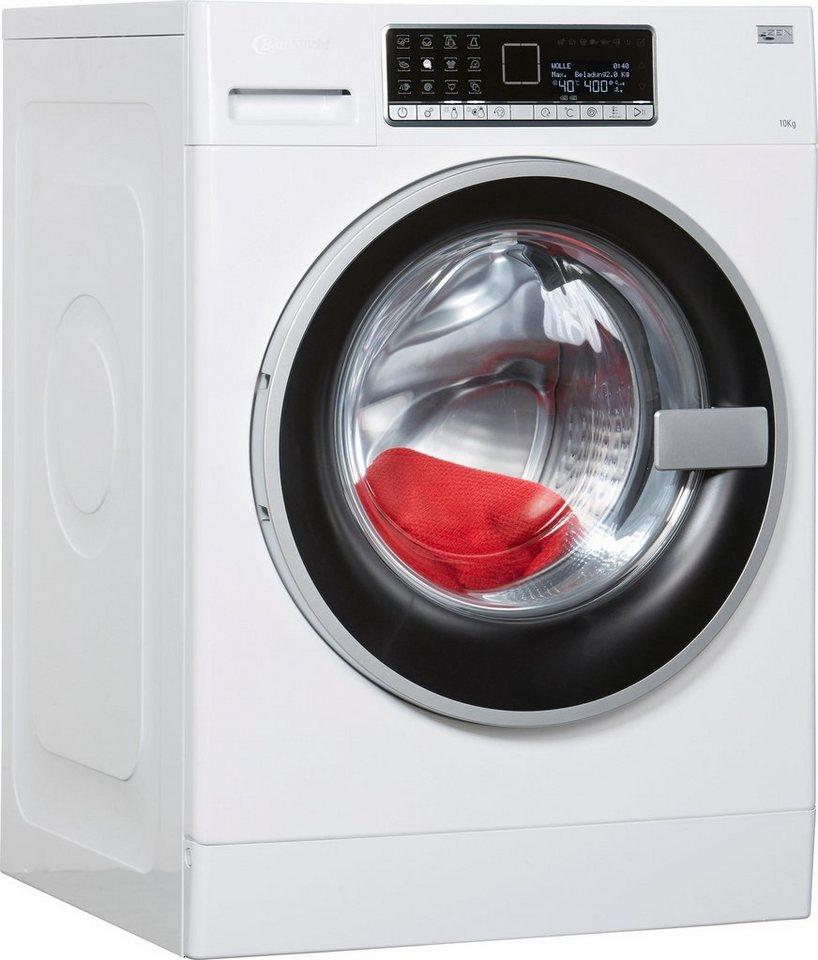 bauknecht waschmaschine wmtrend1034zencd a 10 kg 1400 u min online kaufen otto. Black Bedroom Furniture Sets. Home Design Ideas