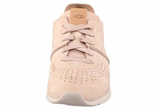 UGG Tye Sneaker, mit toller Lederprägung