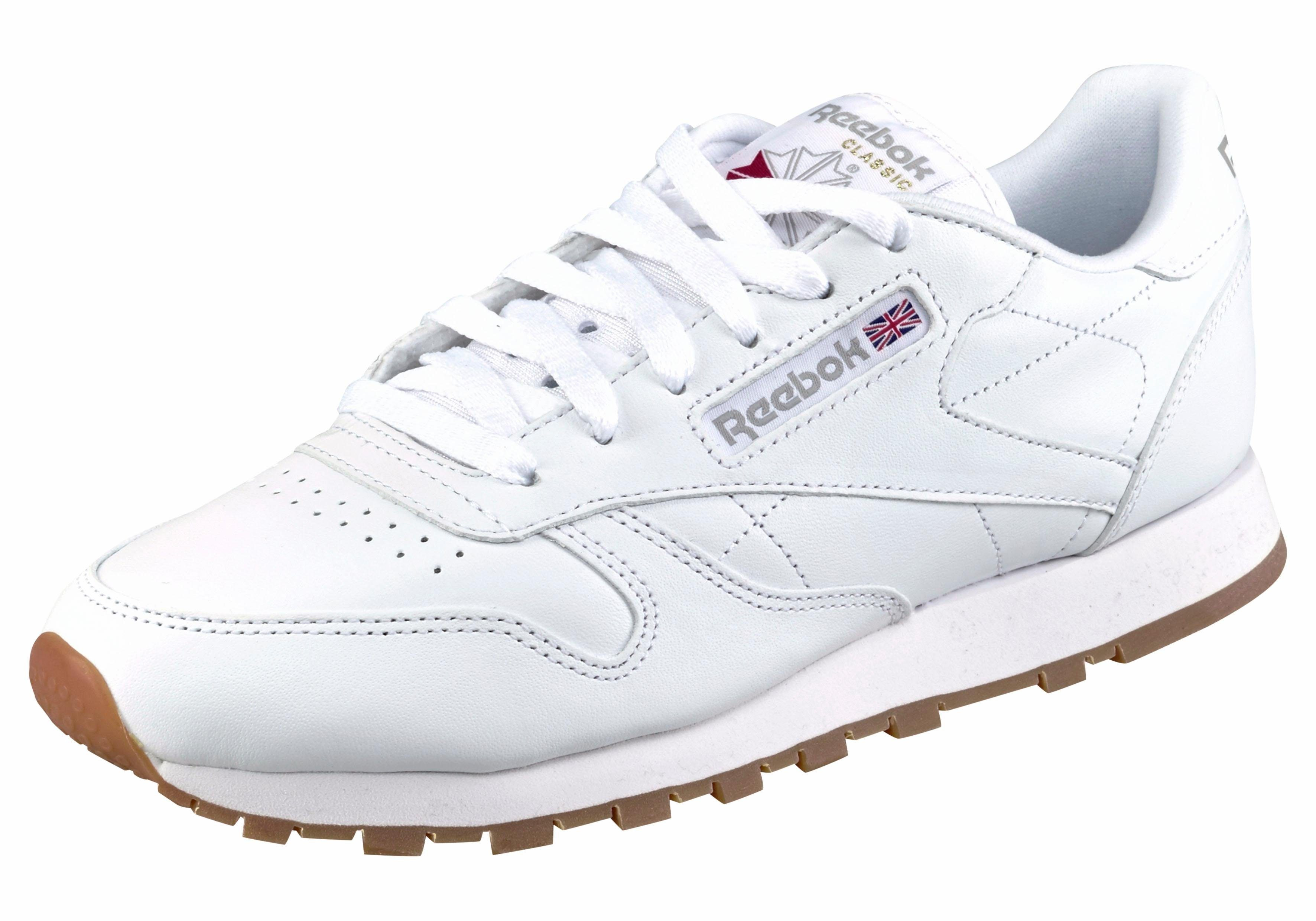 Reebok Classic Classic Leather W Sneaker kaufen  weiß-beige