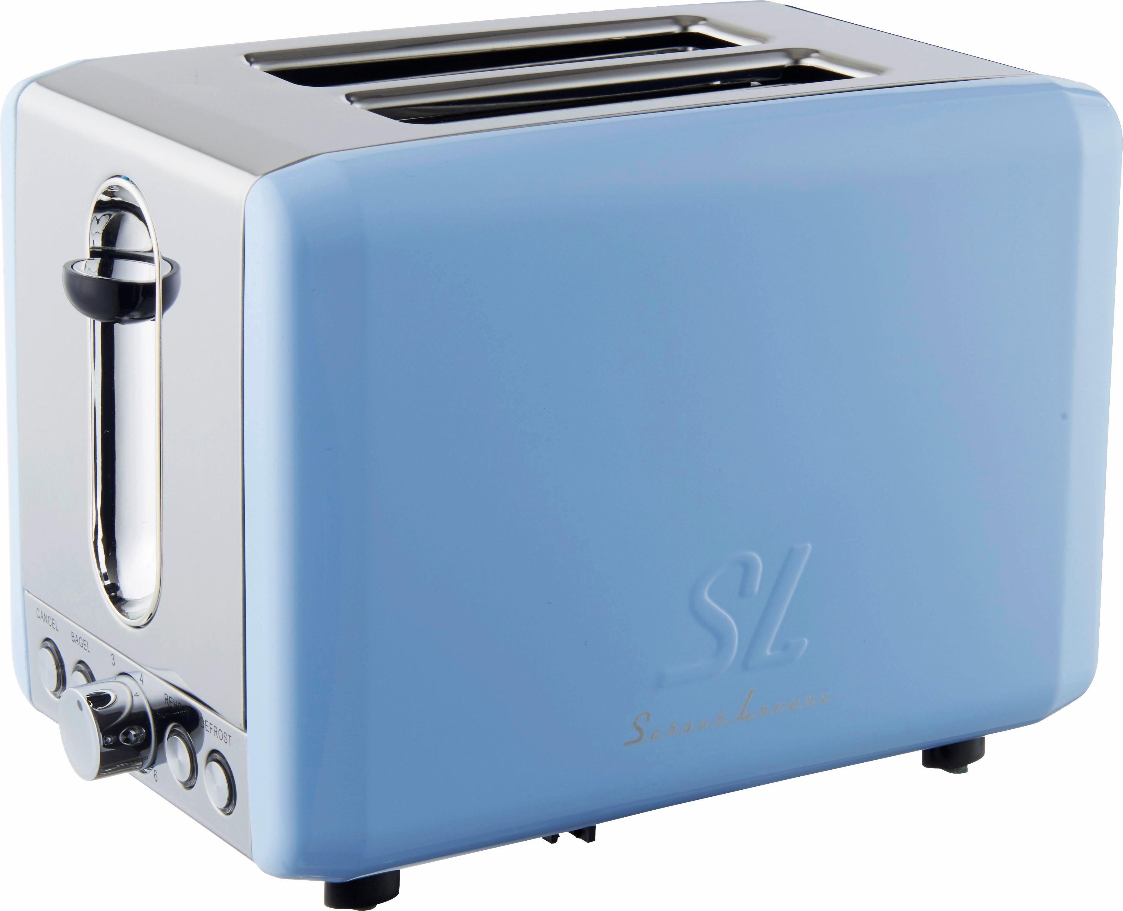 Retro Kühlschrank Lorenz : Schaub lorenz toaster sl t slb für scheiben w online