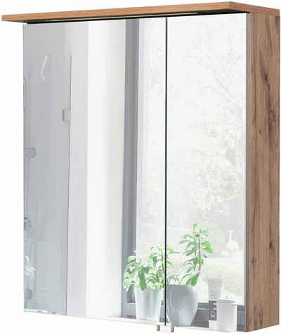 spiegelschrank online kaufen » viele modelle | otto - Badezimmer Spiegelschränke Mit Beleuchtung